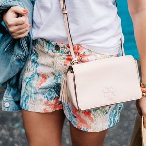 Coral Reef Printed Shorts for sale